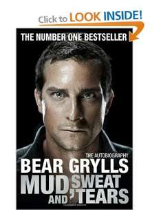 Bear Grylls: Mud, Sweat and Tears [Paperback] - £2.63 @ Amazon (Prime / Locker / £10 Spend)