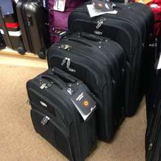 75% off Suitcase 3pack (LEICESTER) £49.50 @ Fenwick
