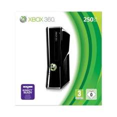 XBox 360 250GB slim (pre-owned) now £90 delivered at GAME