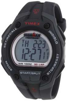 Timex Ironman Traditional 30 Lap Oversize Running Watch, £22.46 at Amazon