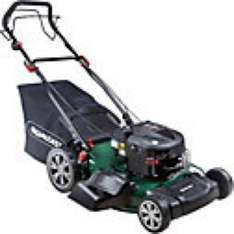 20% off petrol lawn mowers this weekend at Homebase