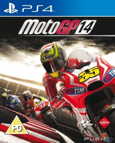 MotoGp 14 PS4 £32.74 with postage @ Gameseek