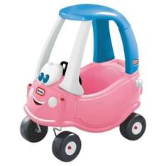 ** Little Tikes Princess Coupe Ride-On Car now £29.30 (Using Code) @ Tesco Direct **