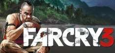 Far Cry 3 PC £3.74 or Deluxe Edition £4.99 from Steam