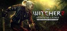 The Witcher 2: Enhanced Edition, 80% off @ steam £2.99