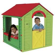 Keter Holiday Playhouse Yellow £35 at tesco in store (30% off all garden toys etc)