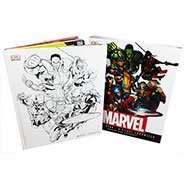 3 x Marvel Hardback Books: 'Marvel Year By Year A Visual Chronicle'  + 'The Avengers: The Ultimate Guide' + 'Inside The World Of Spiderman'  £20.28 delivered @ The Works (RRP £60.98)