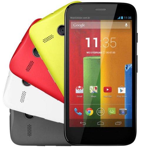 Motorola Moto G (8GB) Refurb = £79.99  @ O2 Online