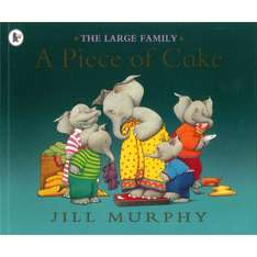 A piece of cake by Jill Murphy £1 part of the 10 books fr £10 offer @ The Works
