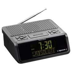 Tesco Technika DAB Clock Radio DCR1301 £10 in-store AND online at Tesco Direct