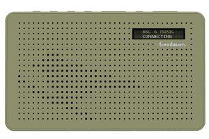 Goodmans Canvas DAB Radio £15.00 IN-STORE at Tesco Sandhurst