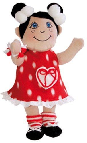 Berjuan Nens Draps Girl in a Dress Soft Doll (Pink) £8.73 at Amazon