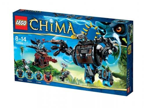 LEGO Legends of Chima 70008: Gorzan's Gorilla Striker £24.98 @ Amazon