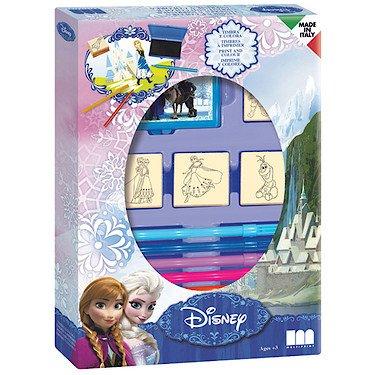 Disney Frozen Stamper Set was £6 now £3 / Disney Frozen - Sticker Machine now £12.50 / Frozen - Large Stampers Set now £7.50 / Disney Frozen 4 In 1 Jigsaw Puzzle Set  now £5 @ The Toy Shop (Entertainer)