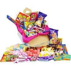 Retro Sweet Box 800gr, £11.19 delivered from IWOOT