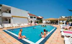 Corfu 7 nights 4th July  Thomas Cook (£301.98 per couple)