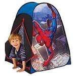 Spiderman Play Tent £6.98 @ Tesco  Direct