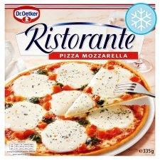 Dr. Oetker Ristorante Pizza Mozzarella 335G £1.50 @ Tesco