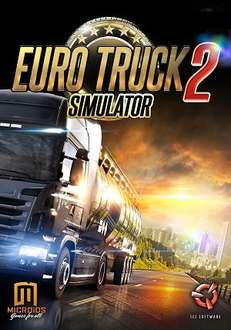Euro Truck Simulator 2 Flash Deal £2.24 on Steam