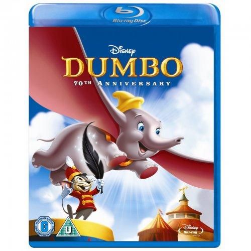 Dumbo (1941) BLU-RAY £4.49 at wow hd