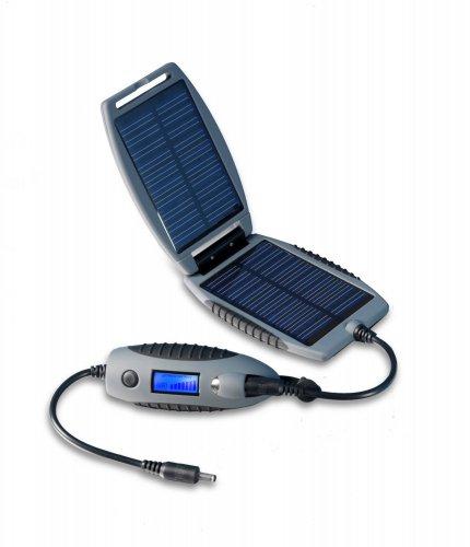 Powertraveller Powermonkey Explorer Solar Portable Charger - Grey @ Amazon sold by Funky Moose  £24.43