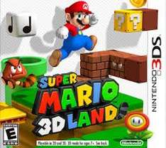 Super Mario 3D Land (3DS) £4.99 Instore @ HMV (Exeter)