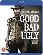 The Good, The Bad and The Ugly [Remastered] [Blu-ray] £6.00 when bought in 5 for £30 @ Hmv (£8.99 on its own)