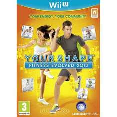 (Wii U) Your Shape: Fitness Evolved 2013 - £2.95 - TheGameCollection