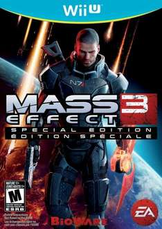 (Wii U) Mass Effect 3 Special Edition - £6.85 - Shopto