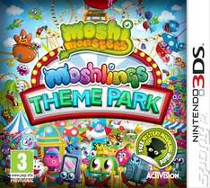 Moshi Monsters: Moshling Theme Park (3DS) New £4.50 Delivered @ TheGameCollection