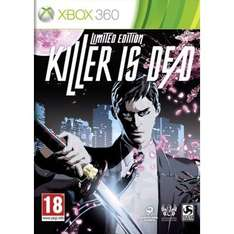 (Xbox 360) Killer Is Dead - Limited Edition - £6.50 - TheGameCollection