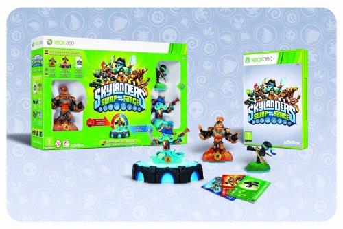 Skylanders Swap Force - Starter Pack £19.99 Delivered XBOX 360/PS3/Wii @ Amazon
