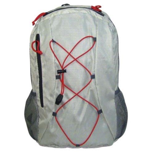 Tesco Packable Rucksack, 22L £5.60 @ tesco direct.