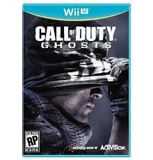 Call of duty ghosts Wii U at HMV £4.99!!!