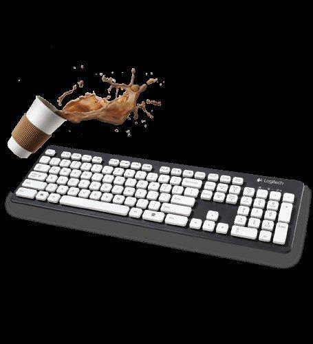 Logitech K310 Keyboard (Cheapest Available) £17.99 inc delivery @Logitech