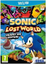 Sonic Lost World (Deadly Six Edition) Wii U £4.99 Instore @ HMV (Exeter)