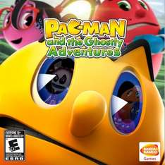 Pac-Man and the Ghostly Adventures (Steam) £2.34 @ Amazon.com