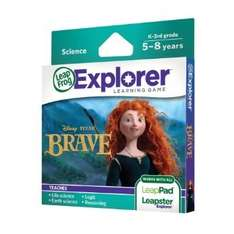 Leappad Explorer™ Learning Game: Disney Pixar Brave £6 (free collect in store) @ Mothercare/ELC