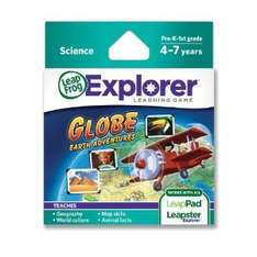 LeapFrog LeapPad/Leapster Explorer Game - World Explorer (free collect in store or £2.95 delivery) @ Mothercare/ELC