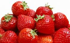 Strawberries 2x400g punnets £2 @ The Co-operative (Saturday)