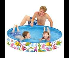 **Tesco Sea World Rigid Pool just £3.36 with free delivery to store! **