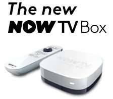 NOW TV Box - Now includes ITV Player £10 @ Now Tv