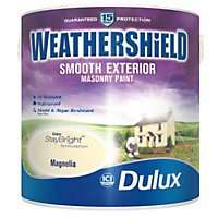 Buy One Get Second Half Price - Weathershield Masonry Paint @ Homebase
