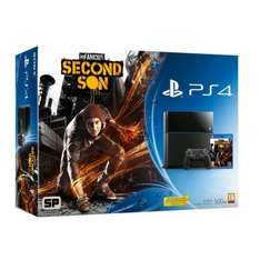 PS4 Console Including Infamous Second Son £329.99 with code or PS4 with Knack for £319.99 @ Co-op Electrical (plus 2% possible cashback)