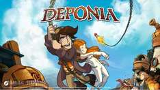 Deponia PC Steam key £1.11 90% off IndieGala daily deal