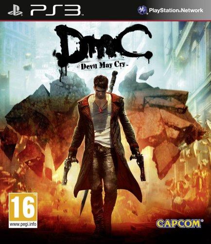 DmC: Devil May Cry PS3 £9.85 @ Amazon UK