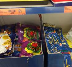 40% off Wotsits, Quavers, French fries and Monster munch 6pk ONLY £1 @Lidls