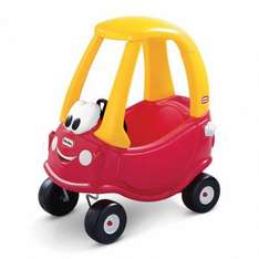 Little Tikes Classic Cozy Coupe Ride-on now £33.99 at Amazon