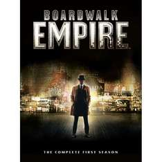 Boardwalk Empire - Season 1 DVD £4.25 at Amazon (free delivery on spends over £10 or with amazon prime)