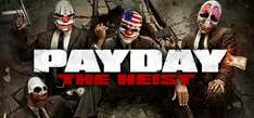 PayDay - The heist @ Steam £1.09 or 4 copies for £3 !!!!